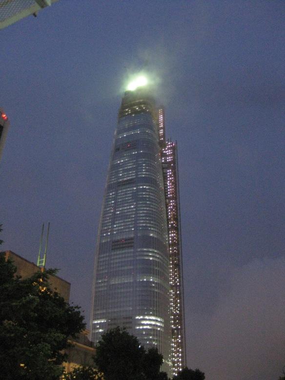 Lotte World Tower (hier noch im Bau)